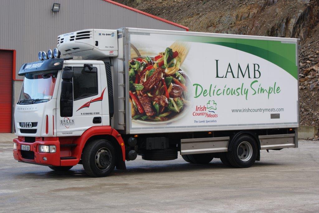 refrigerated transport breentransportcom