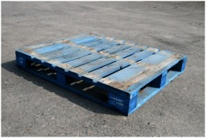 Information Concerning The Collection Delivery And Return Of Chep Pallets